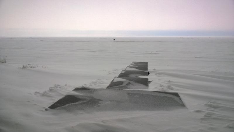 Причал на Финском заливе