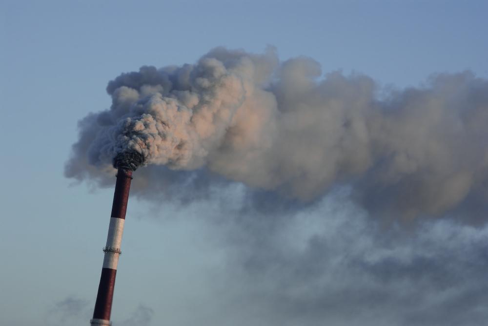 дымовые трубы котельных